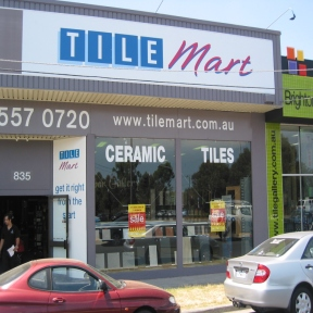 Tile Mart Bentleigh
